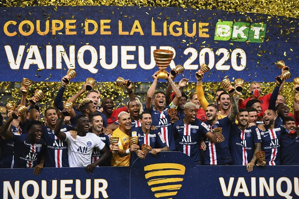 PSG - Paris Saint-Germain - Futebol - Desporto - Football - Taça da Liga - Coupe de la Ligue - Lyon