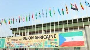 Palácio dos congressos em que decorre a cimeira de Malabo da União Africana