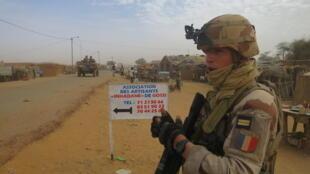Sojan Faransa a kasar Mali