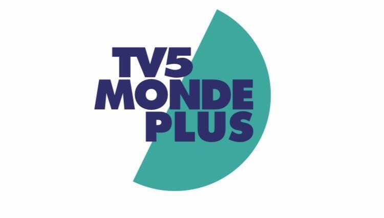 Le logo de TV5 Monde Plus, plateforme de contenus francophones dont le lancement est prévu en septembre 2020.