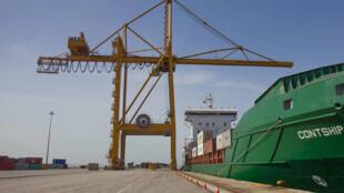 Thessalonique, un port en mal d'investissements.