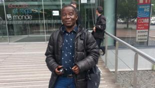 Silas Bayebane, correspondant du Magazine Afrique Agriculture au Cameroun.