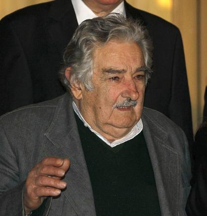 El presidente uruguayo José 'Pepe' Mujica.