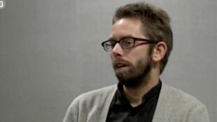 """瑞典人权活动人士达林在中国央视""""认罪"""""""