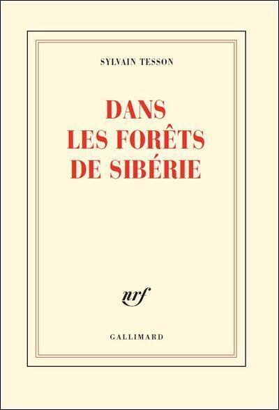 """""""В лесах Сибири"""", изд. Gallimard, 2011"""
