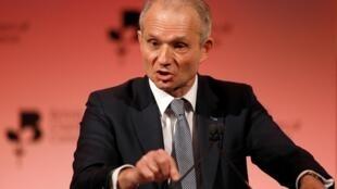 Ông David Lidington phát biểu trong hội nghị thường niên Phòng Thương Mại Anh ngày 28/03/2019.
