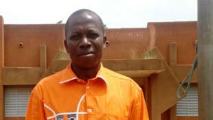 Ousséni Ganamé, maire de la commune rurale de Koumbri.