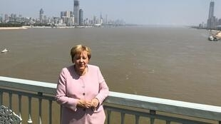 Angela Merkel ta Jamus