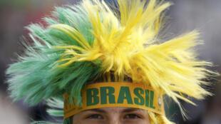 Brasil Mundial de Futebol 2014.