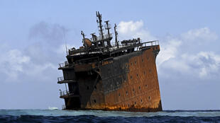 The MV X-Press Pearl was carrying hundreds of tonnes of chemicals and plastics when it burned for almost two weeks just off Sri Lanka's coast