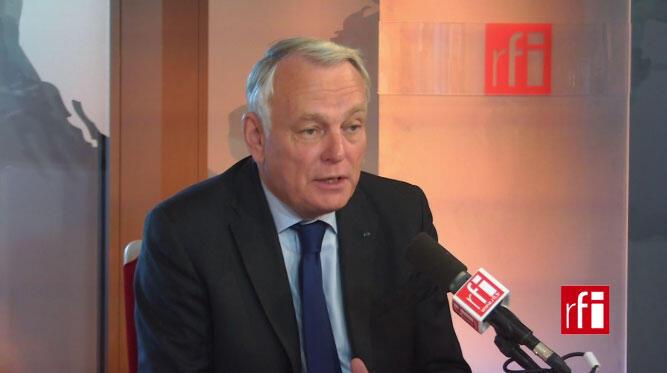 Jean Marc Ayrault, novo ministro das Relações Exteriores da França.
