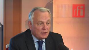 Jean-Marc Ayrault, député, ancien Premier ministre français.