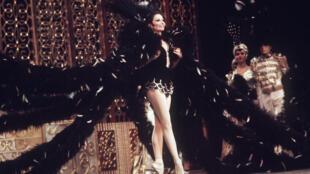 Muitos papéis de Zizi Jeanmaire foram criados por seu marido, o coreógrafo Roland Petit.