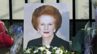 Margaret Thatcher est décédée à l'âge de 87 ans, le 8 avril 2013.