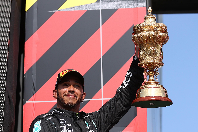 O britânico Lewis Hamilton (Mercedes) venceu o Grande Prémio da Grã-Bretanha.