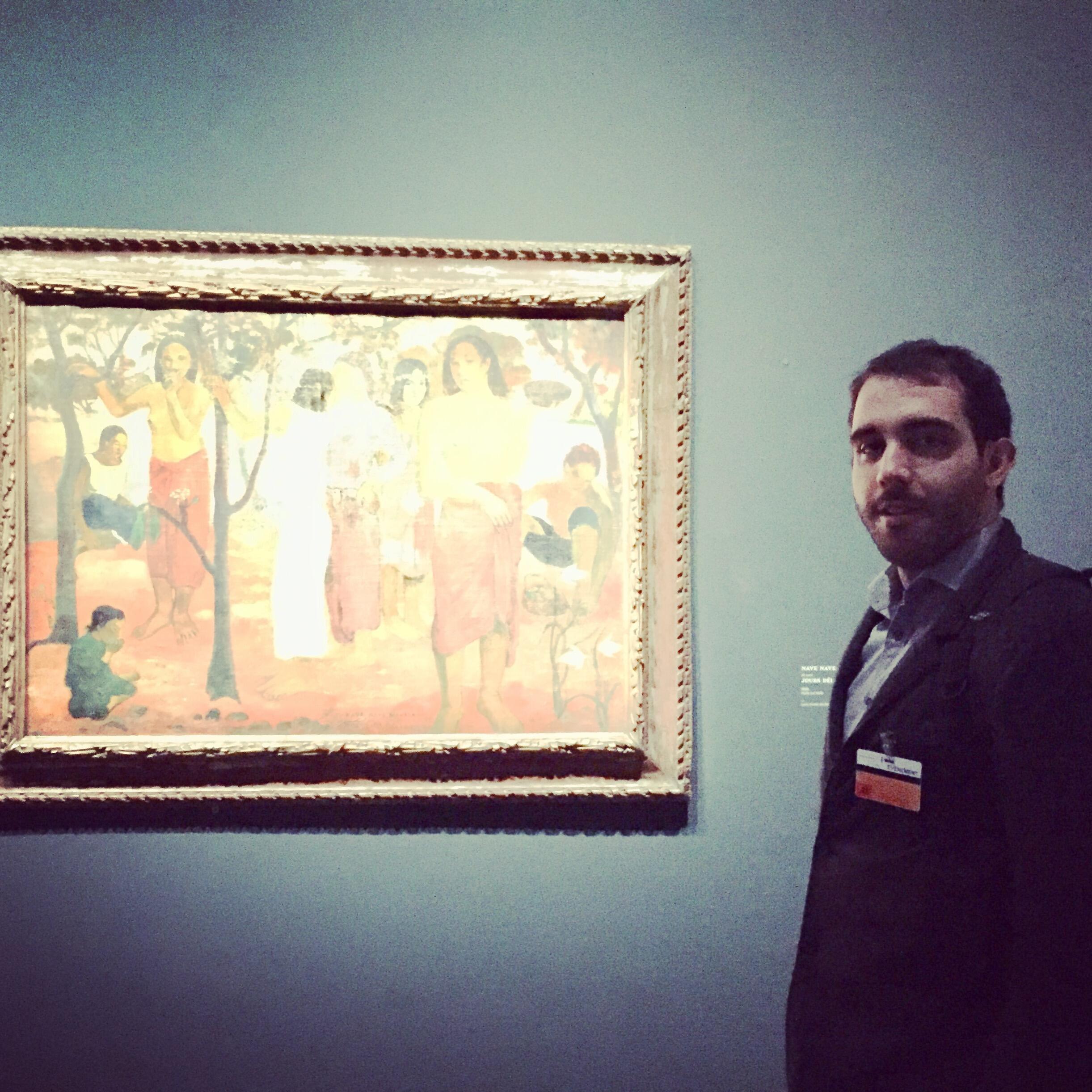 Historiador de arte português Jorge Gonçalves da Costa