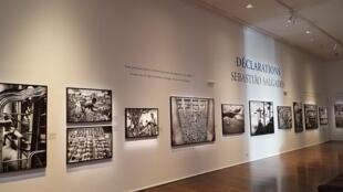 Déclarations, l'exposition photographique de Sebastião Salagado au Musée de l'homme à Paris.