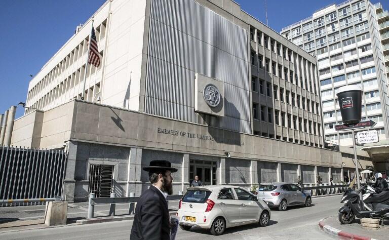 Embaixada dos Estados Unidos em Telaviv