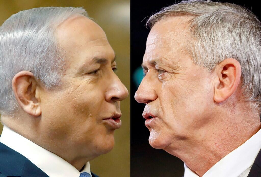 Les élections législatives israéliennes de ce mardi 17 septembre s'annoncent particulièrement serrées entre Benyamin Netanyahu et Benny Gantz.