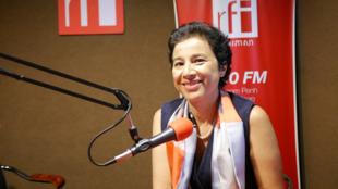 លោកស្រី Eva Nguyen Binh ឯកអគ្គរដ្ឋទូតបារាំងប្រចាំនៅកម្ពុជា