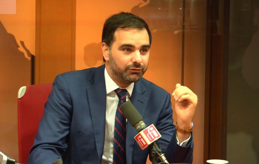 Laurent Saint-Martin, vice-président de la commission des Finances à l'Assemblée nationale.