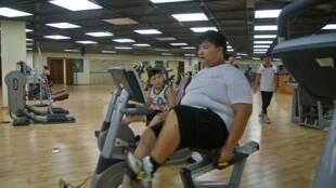 plus de 120 millions d'enfants et d'adolescents sont concernés par l'obésité en Chine.