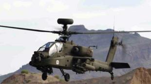 """印度国防部2015年9月批准采购22架""""阿帕奇""""武装直升机。"""