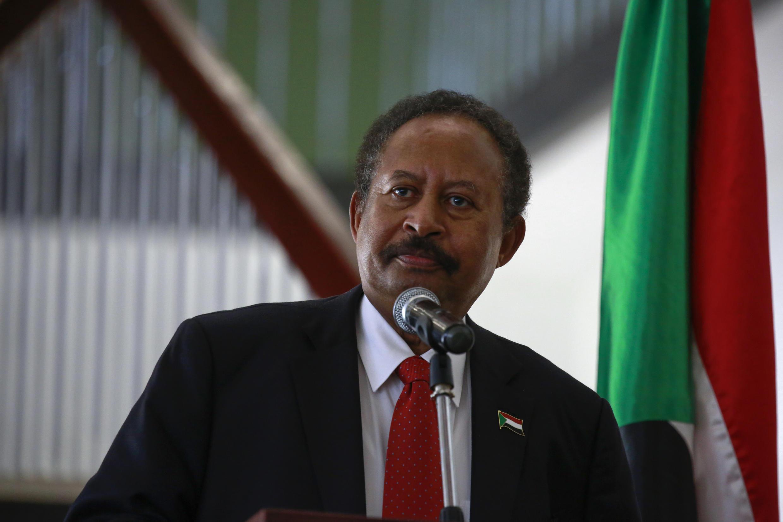O  Primeiro-ministro do Sudão Abdalla Hamdok,saudou o acordo de paz com os rebeldes e considerou um passo histórico para uma paz total no seu país.