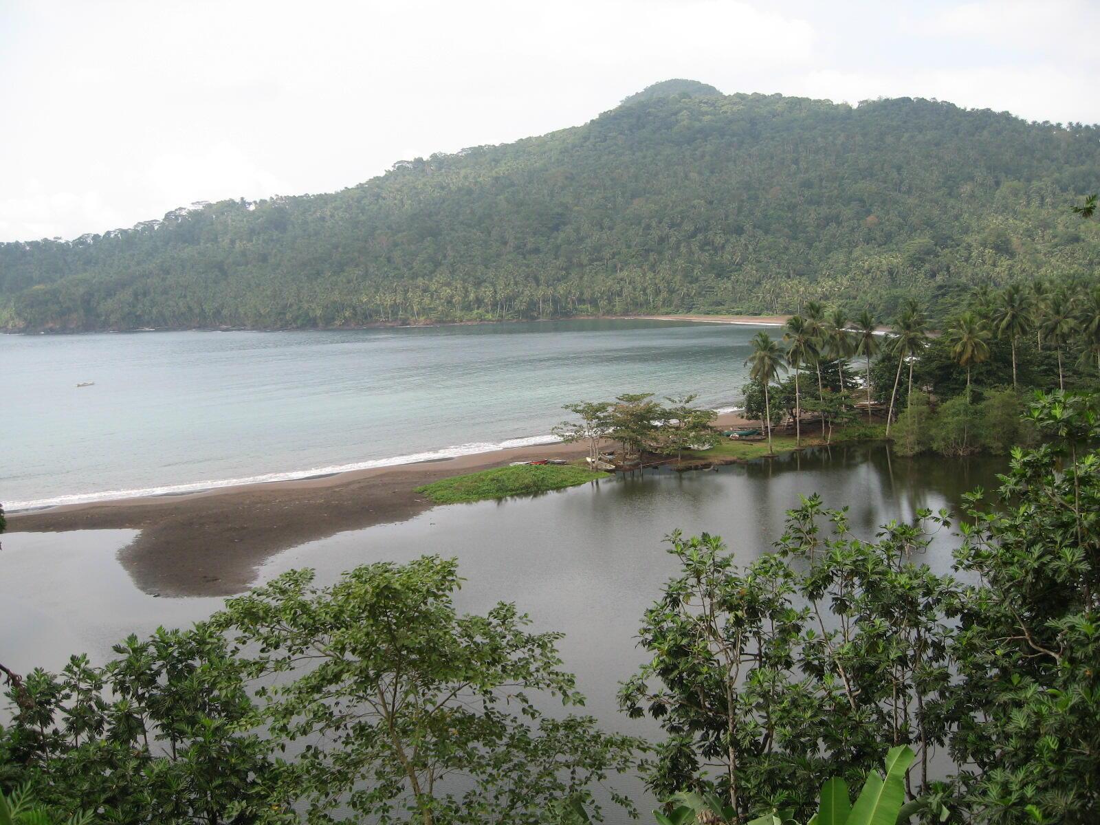 Baía de São João dos Angolares