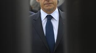 Nicolas Sarkozy, 8 May 2012