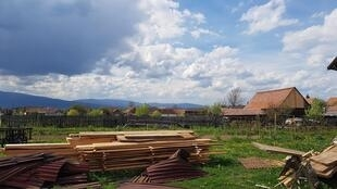 Dans le pays de Sicule, à l'est de la Transylvanie, la commune de Frumaosa, à cinq heures de route de Bucarest.