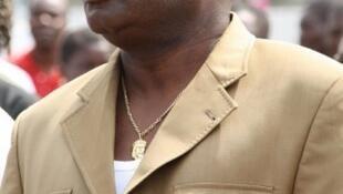 Le Premier ministre togolais, Arthème Ahoomey-Zunu.