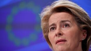European Commission chief Ursula von der Leyen has promised to help Italy in the fight against coronavirus
