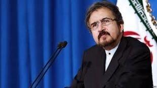 بهرام قاسمی، سفیر ایران در فرانسه و سخنگوی پیشین وزارت امور خارجه ایران