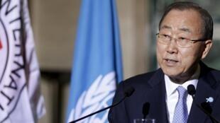 Sakatare Janar na MDD Ban ki-Moon