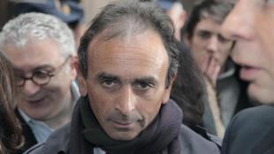 Eric Zemmour a fait une nouvelle fois parler de lui avec une interview donnée récemment au «Corriere Della Sera».