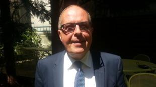 Philippe Mangin, président du syndicat Coop de France.