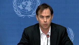 روپرت کولویل، کمیساریای عالی حقوق بشر سازمان ملل متحد