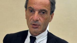 Ông Henri Proglio, chủ tịch tổng giám đốc Tập đoàn Điện lực Pháp – EDF.