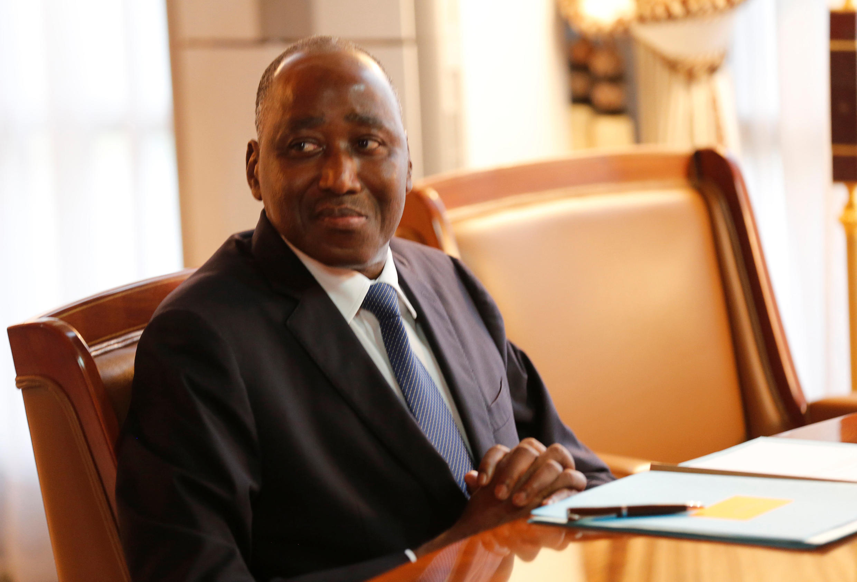 Le premier ministre ivoirien Amadou Gon Coulibaly.