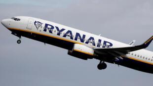 Aparelho da Ryanair foi obrigado a fazer aterragem de emergência em Minsk.
