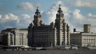 Edificio icónico de Liverpool