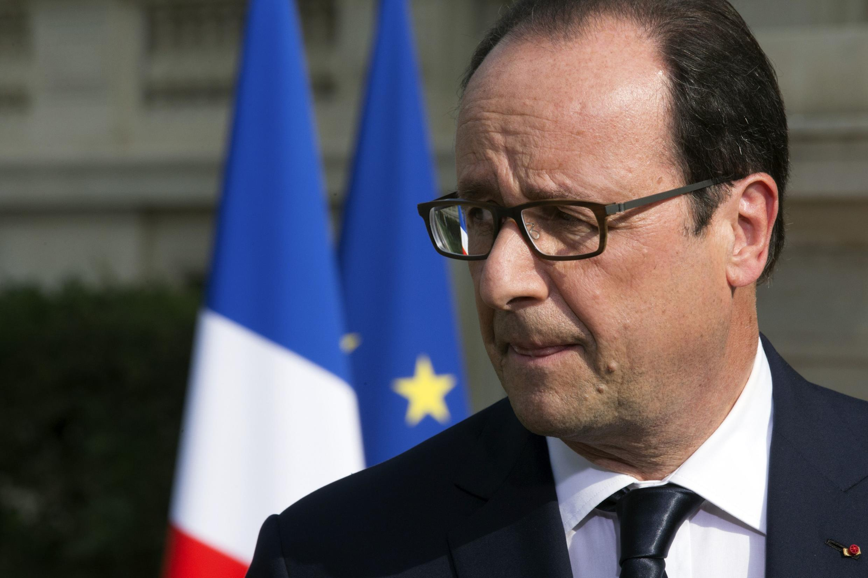 Presidente François Hollande