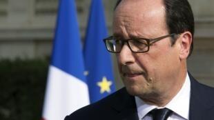 President Francois Hollande seeks an international meeting to tackle Islamic State.
