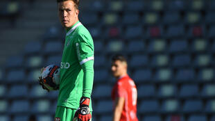 Etienne Green saved a penalty and kept a clean sheet on his Saint-Etienne debut