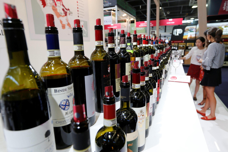 Hội chợ rượu vang Vinexpo 2017 tại thành phố Bordeaux