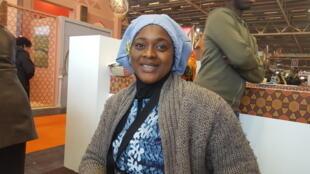 Madame Sénouma Kanouté, membre du GIE Le Niokolo Koba de Kédougou au Sénégal.