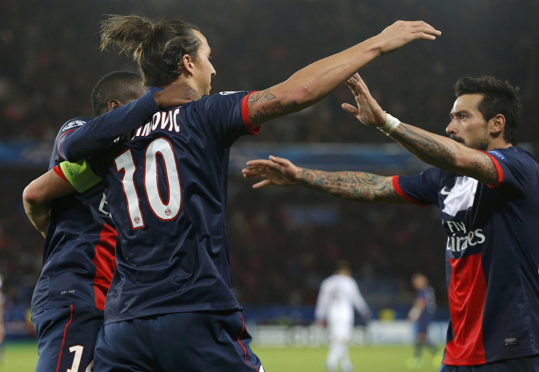 O Paris Saint-Germain empatou ontem com o Anderlecht, 1 a 1, e adiou a classificação às oitavas de final na Liga dos Campeões europeus.