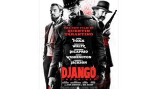 «Django Unchained», de Quentin Tarantino, avec Jamie Foxx, Leonardo DiCaprio et Christoph Waltz.