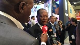 Alassane Ouattara Shugaban Kasar Cote D'ivoire